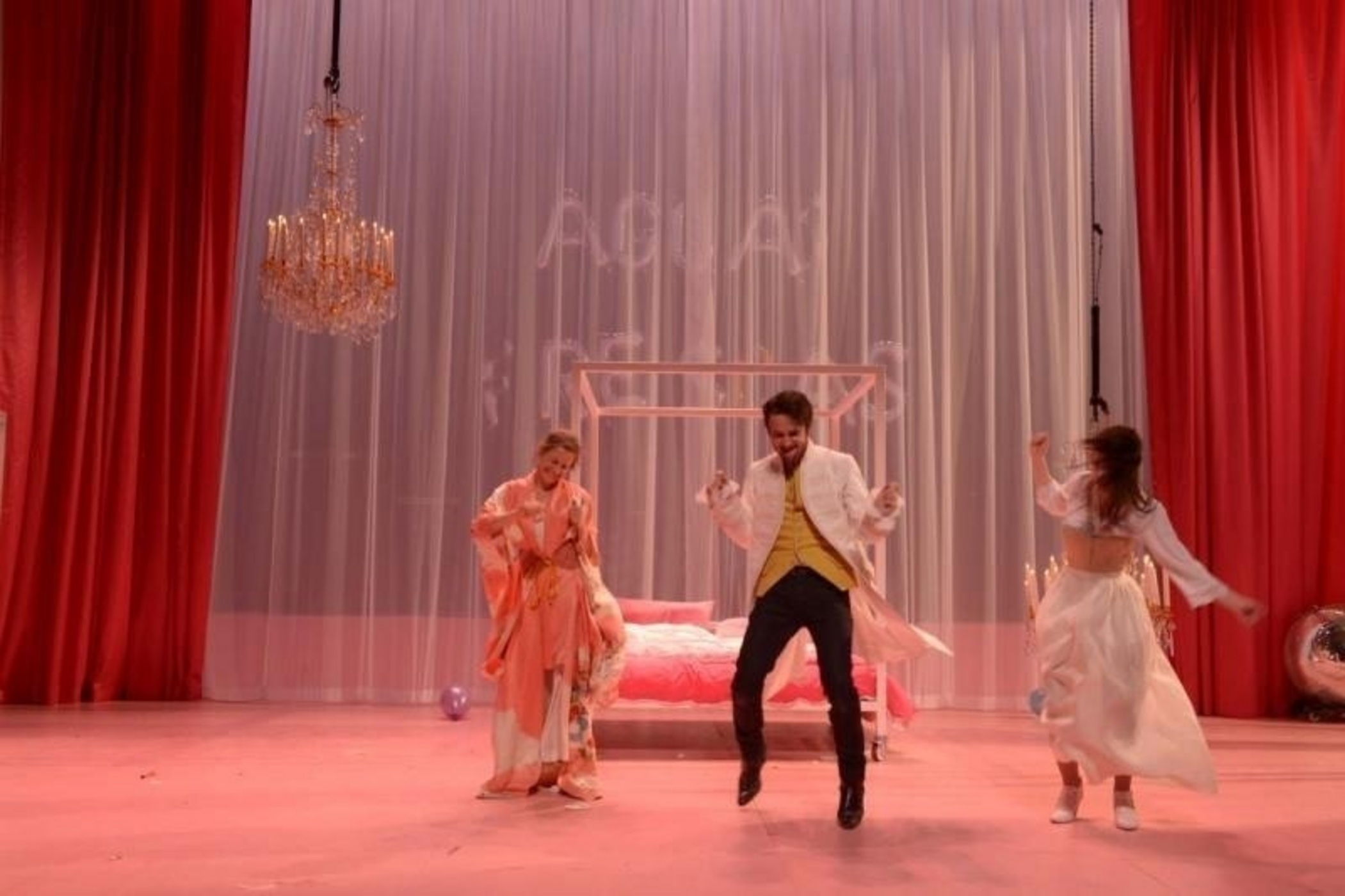 Classe Théatre : Le mariage de Figaro