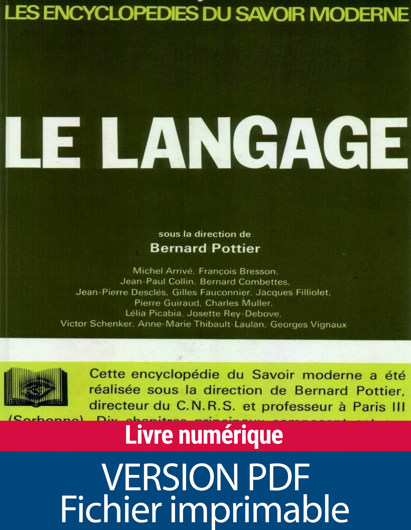 Le langage