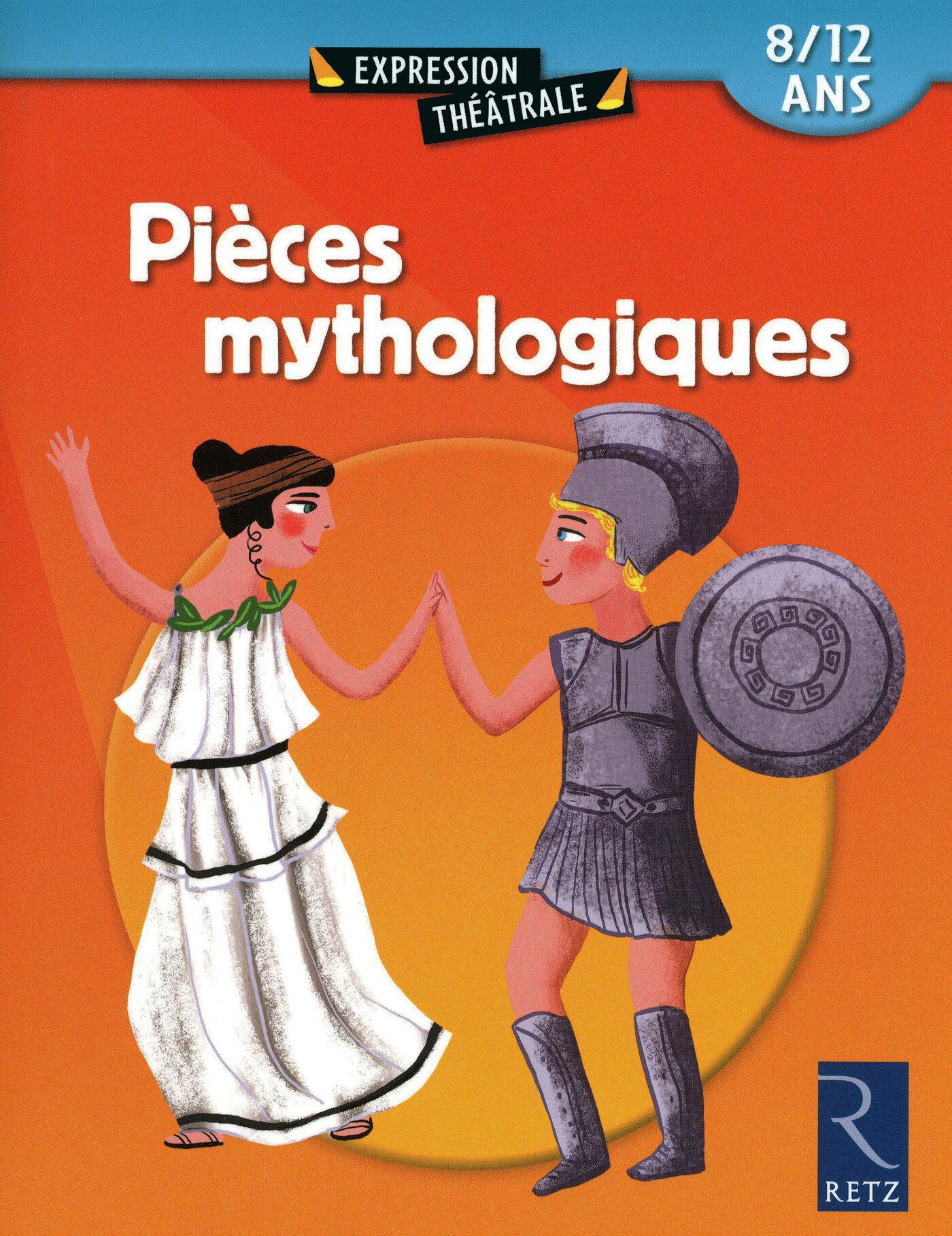 Pièces mythologiques (ebook)