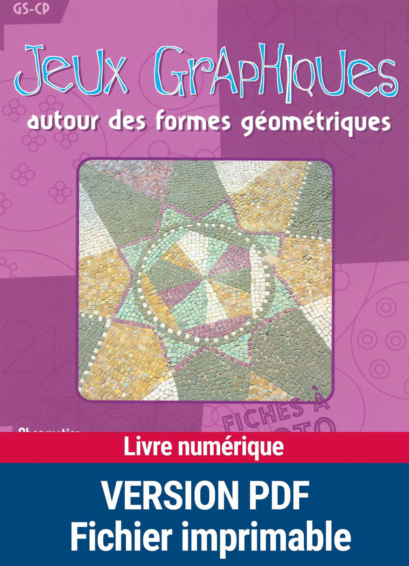 Jeux graphiques autour des formes géométriques
