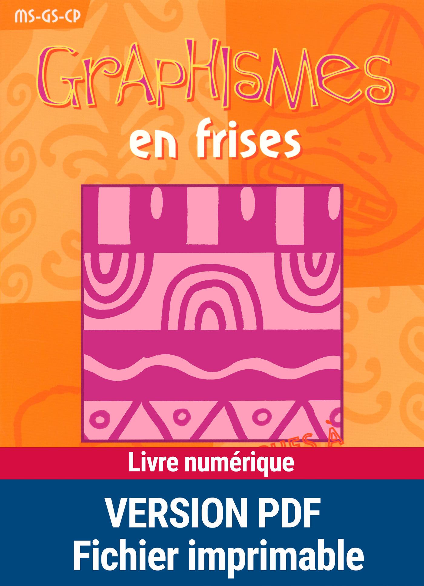 Graphismes en frises (ebook)