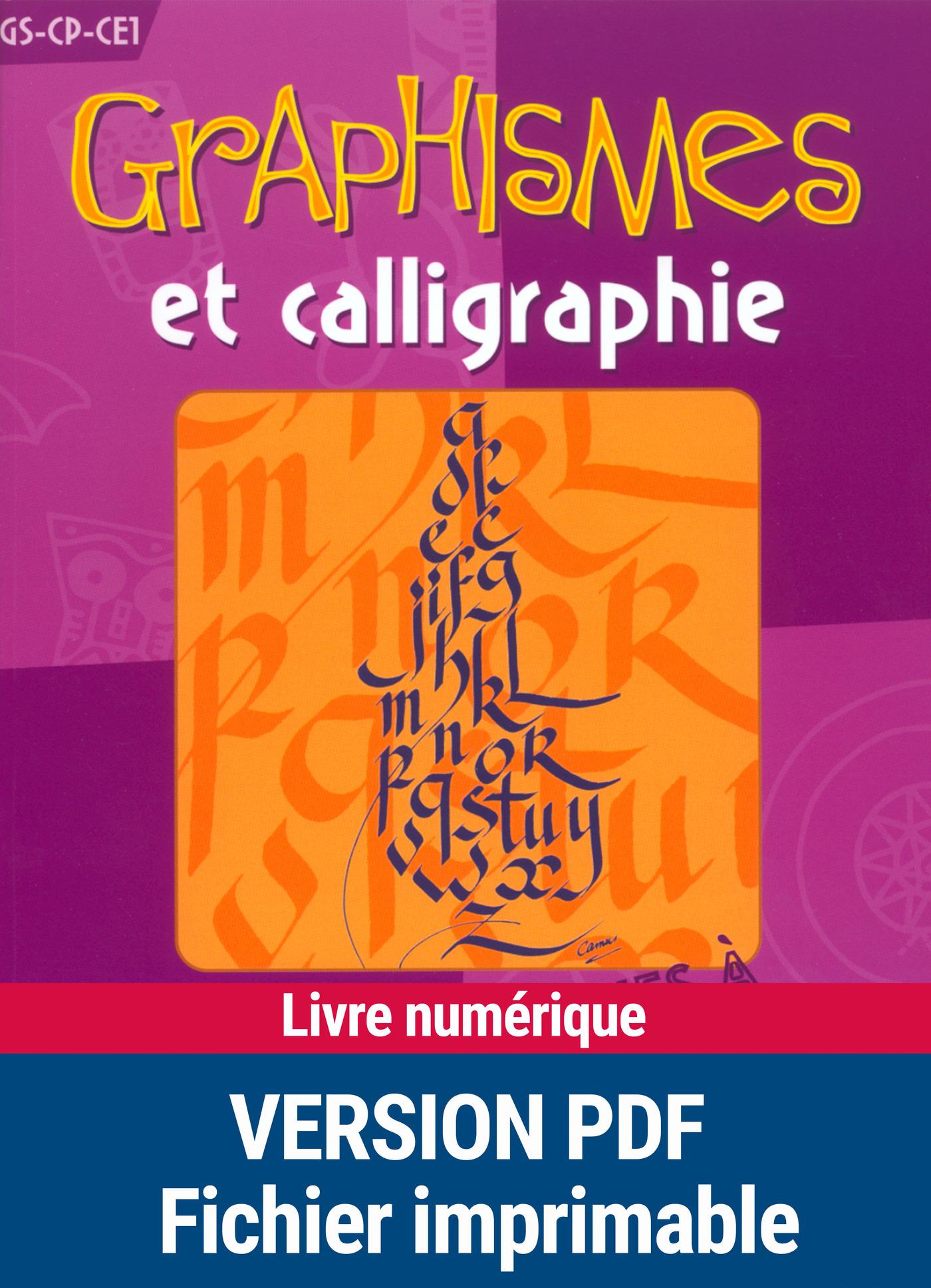 Graphismes et calligraphie (ebook)