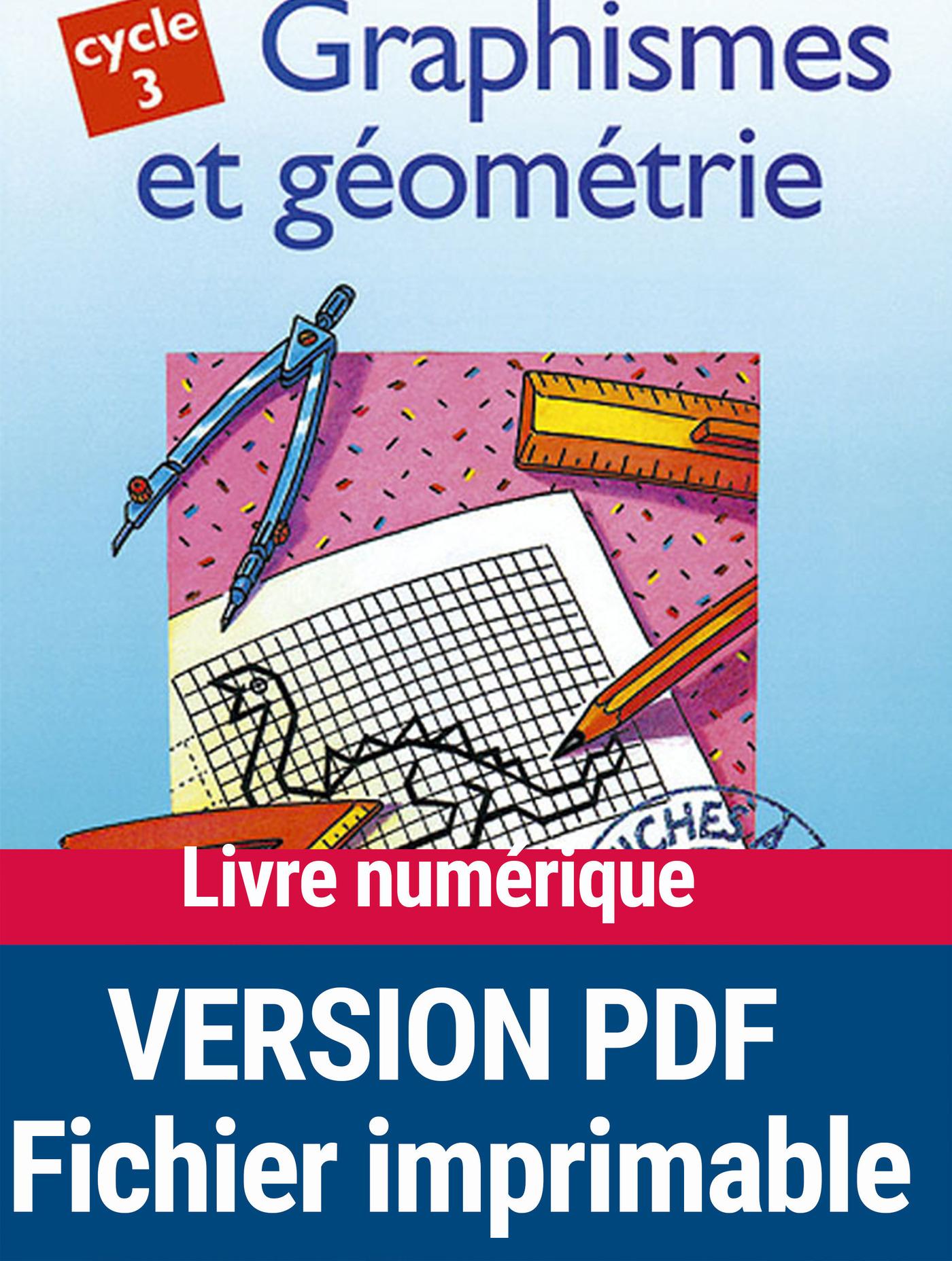 Vignette du livre Graphismes et géométrie