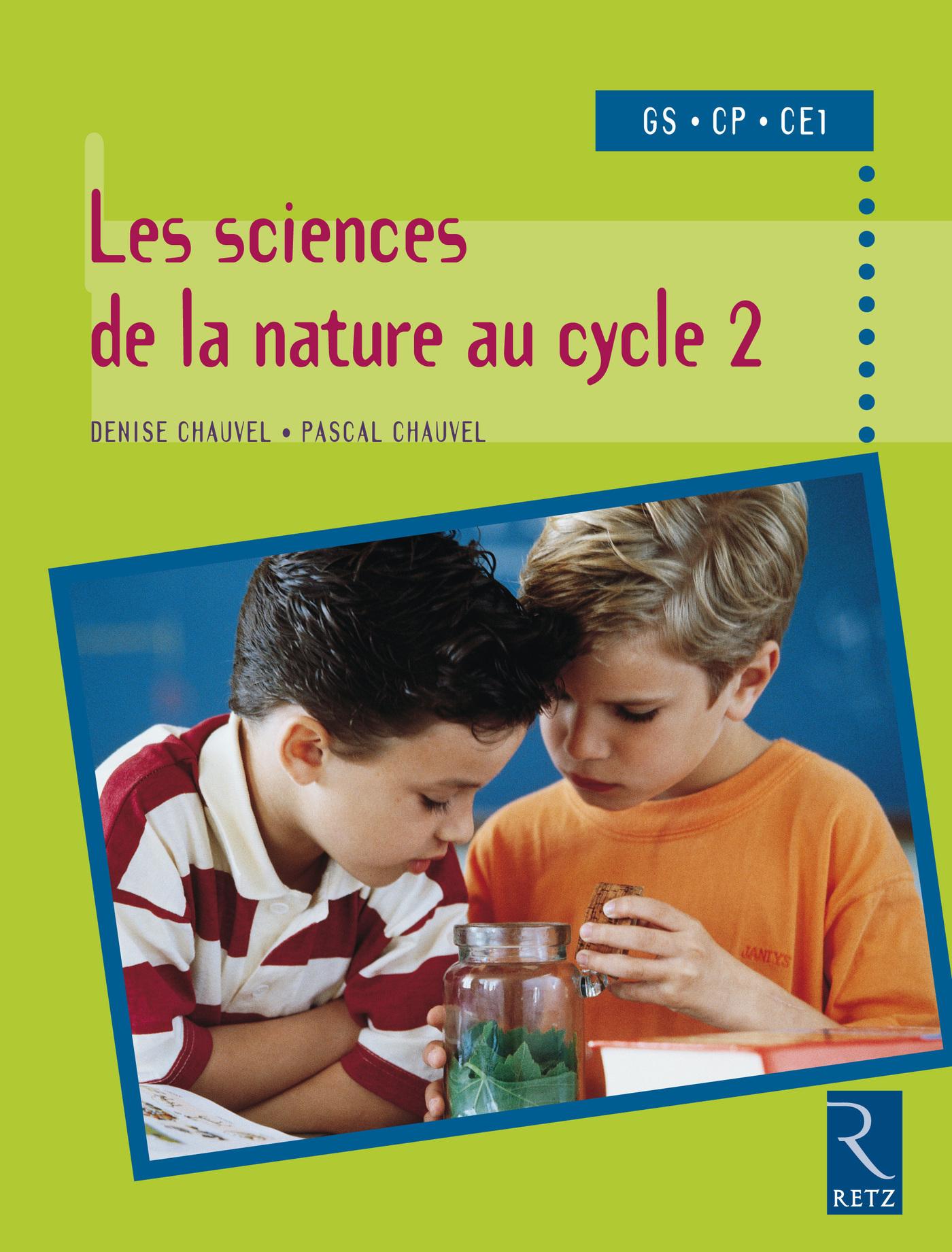 Sciences de la nature au cycle 2 (ebook)