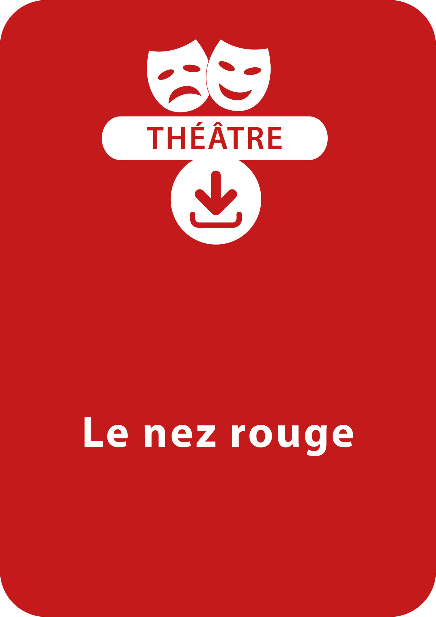 Le nez rouge (6 - 7 ans) (ebook)