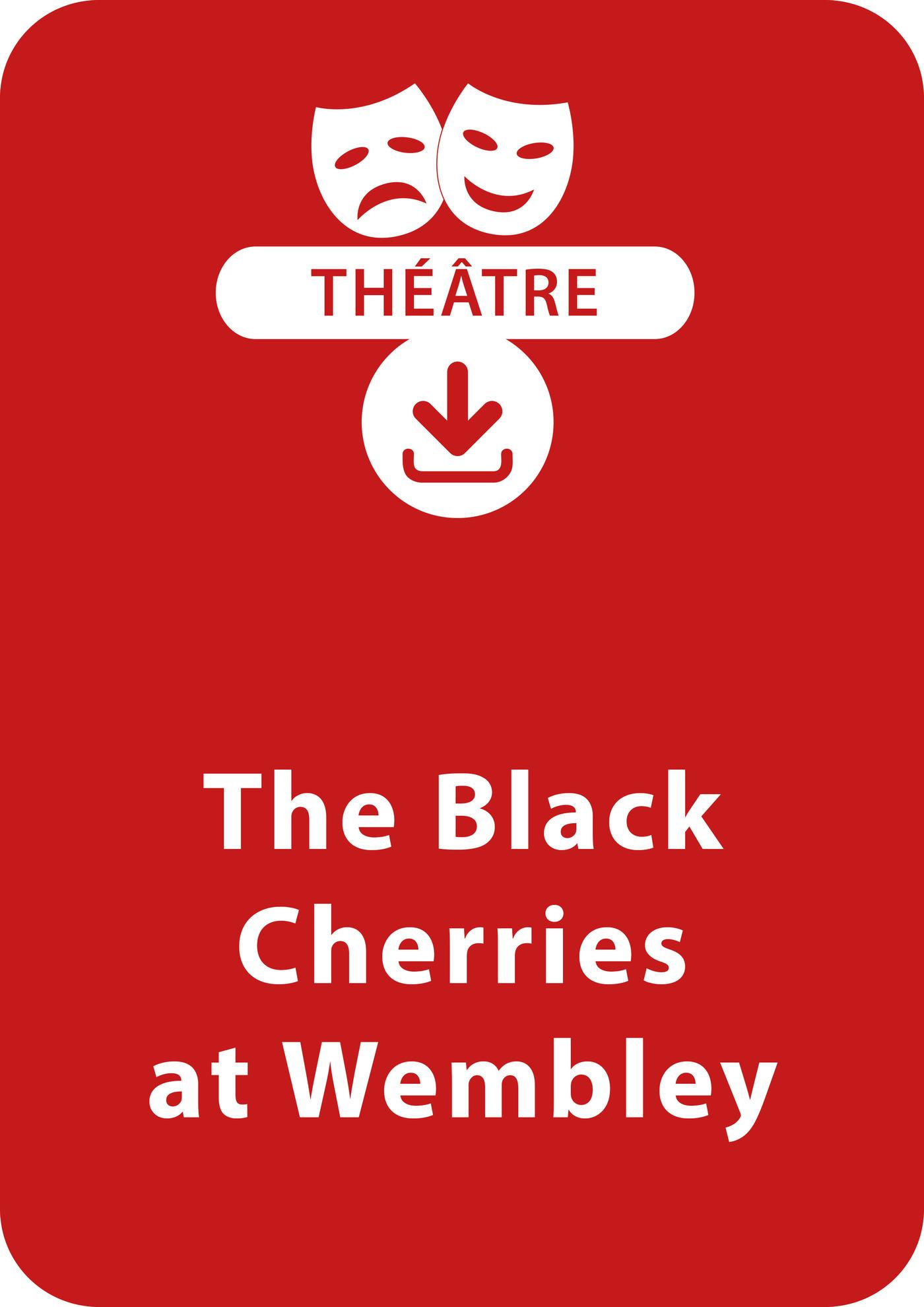 The Black Cherries at Wembley