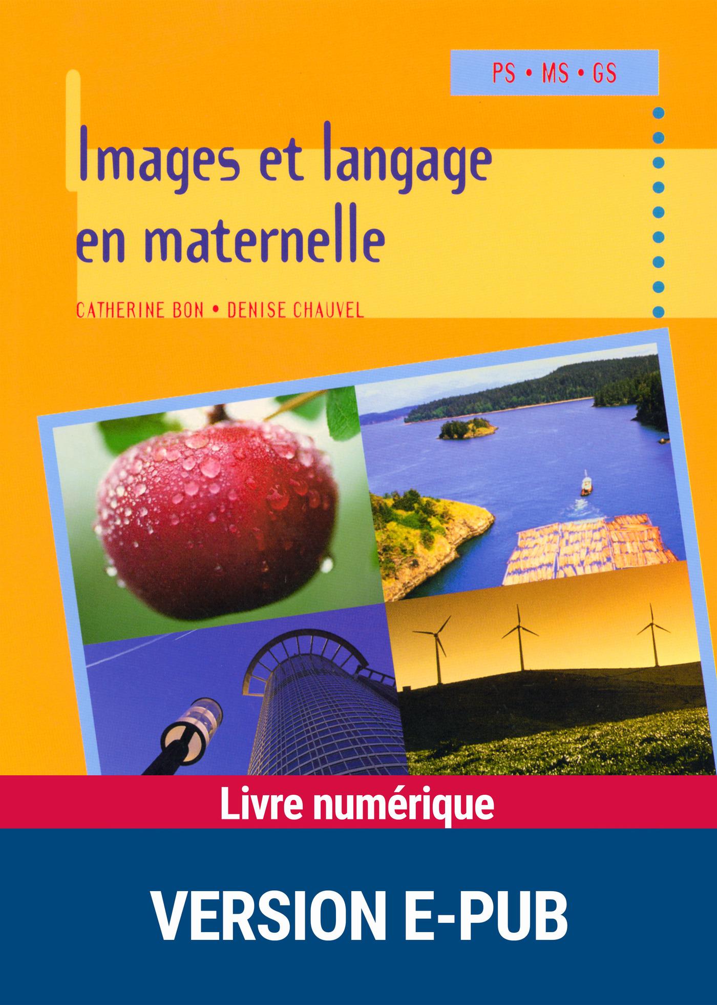 Images et langage en maternelle (ebook)