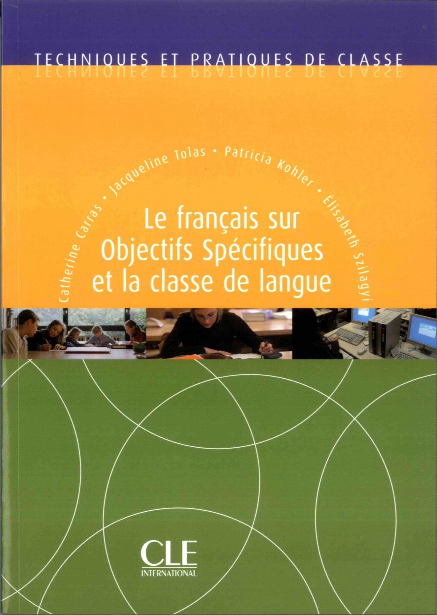 Le fos et la classe de langue FLE - techniques et pratiques de classe - Ebook