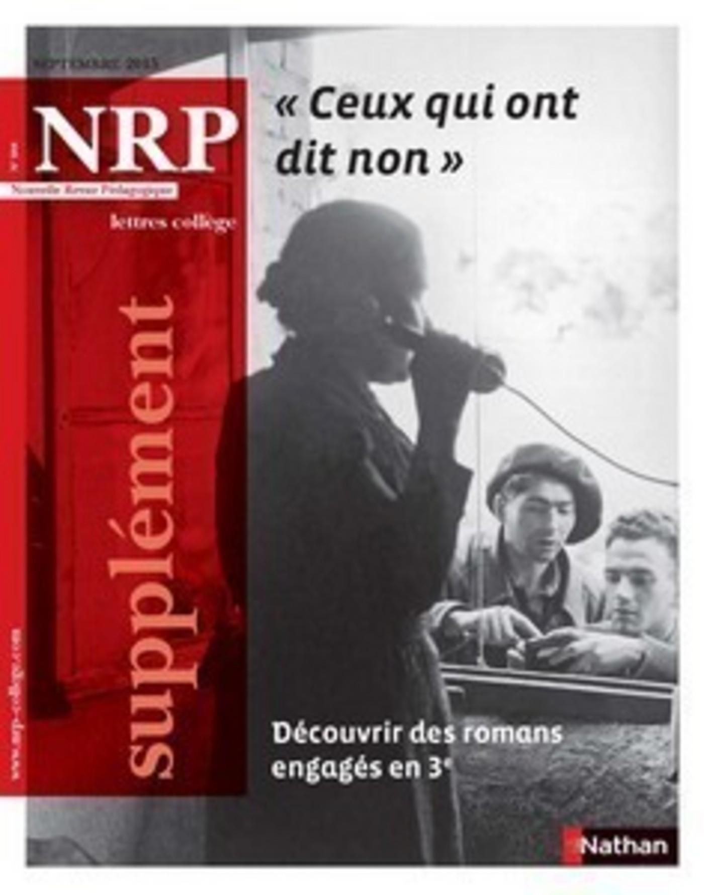 NRP Supplément Collège -