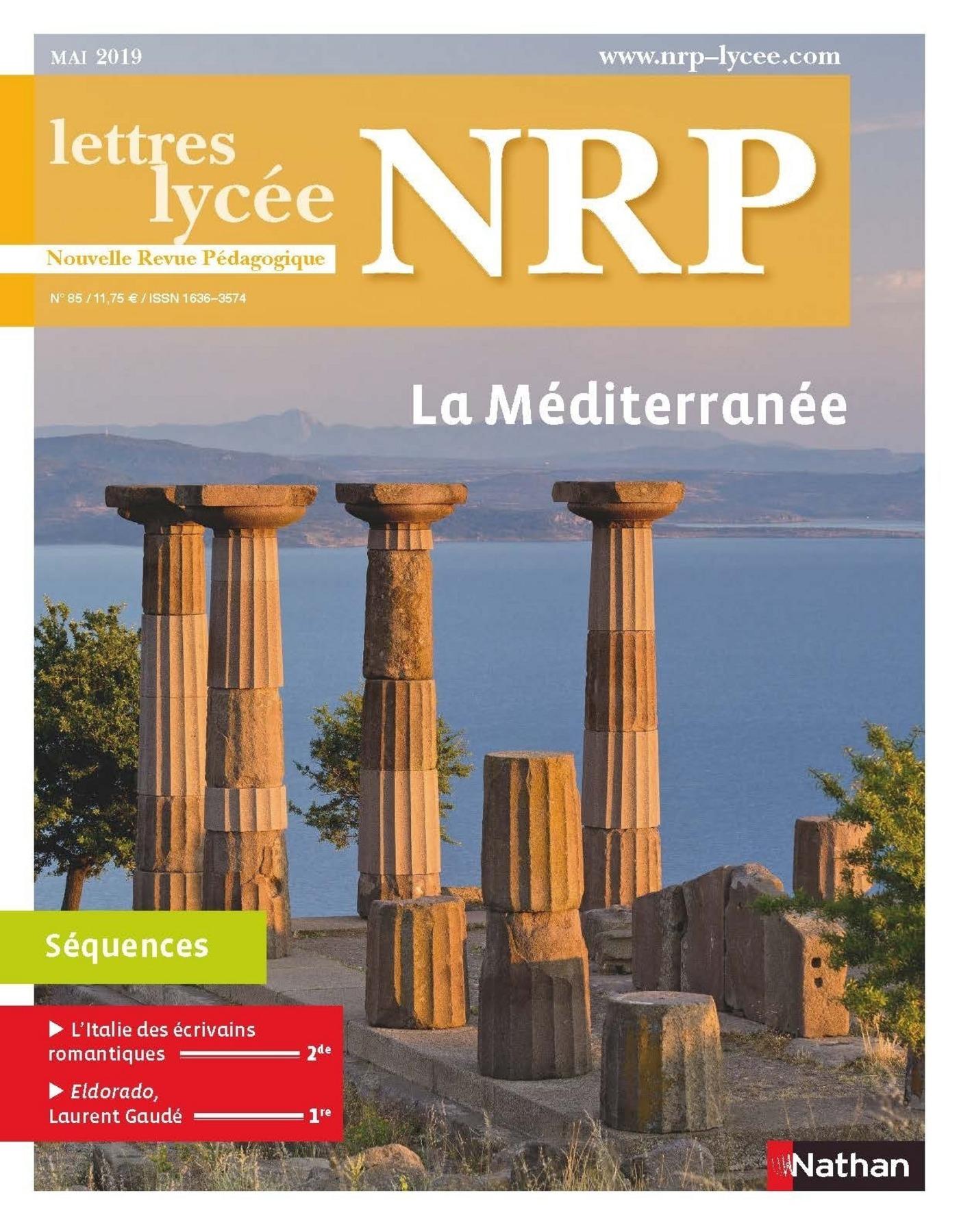 NRP Lycée – La Méditerranée – Mai/Juin 2019 (Format PDF)