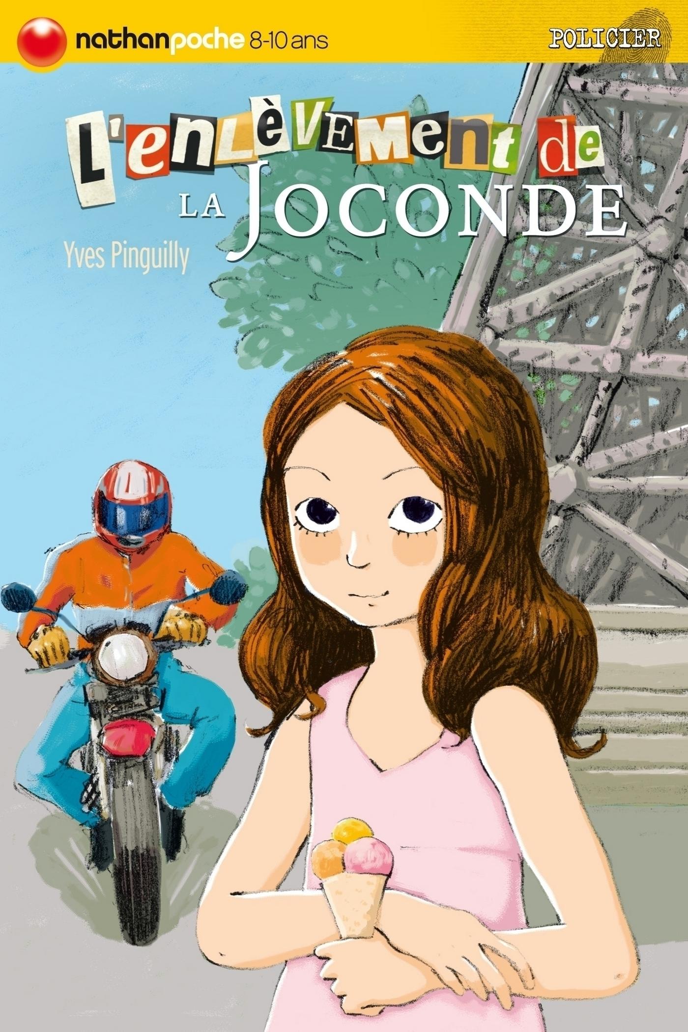 L'enlèvement de la Joconde (ebook)