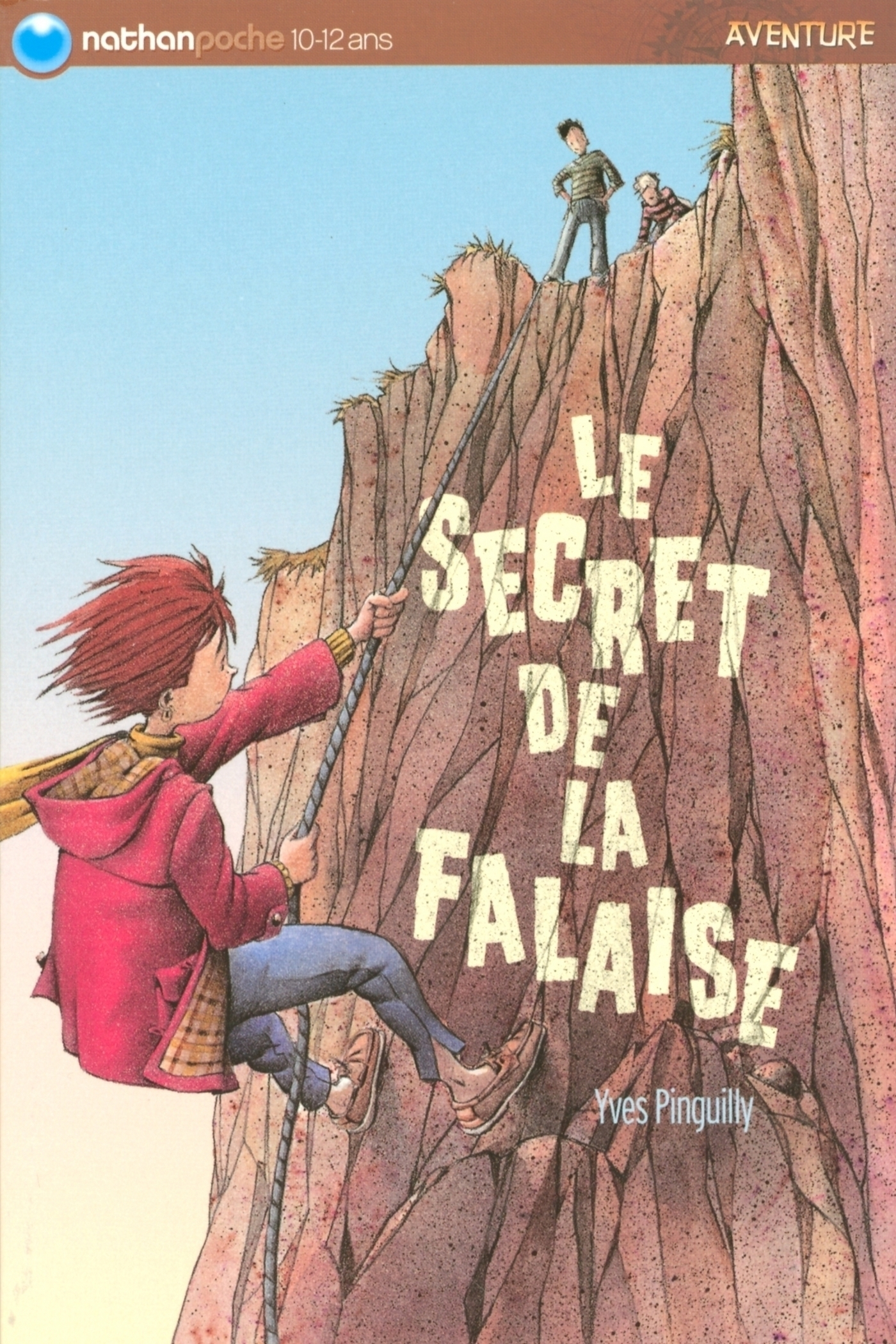 Le secret de la falaise