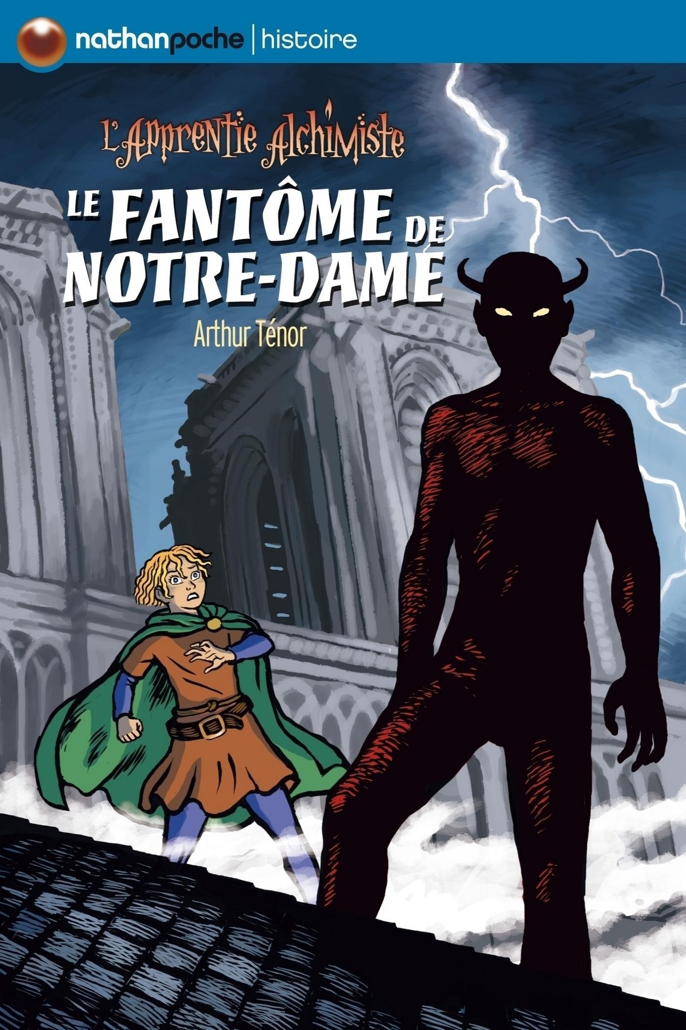 Le fantôme de Notre-Dame (ebook)