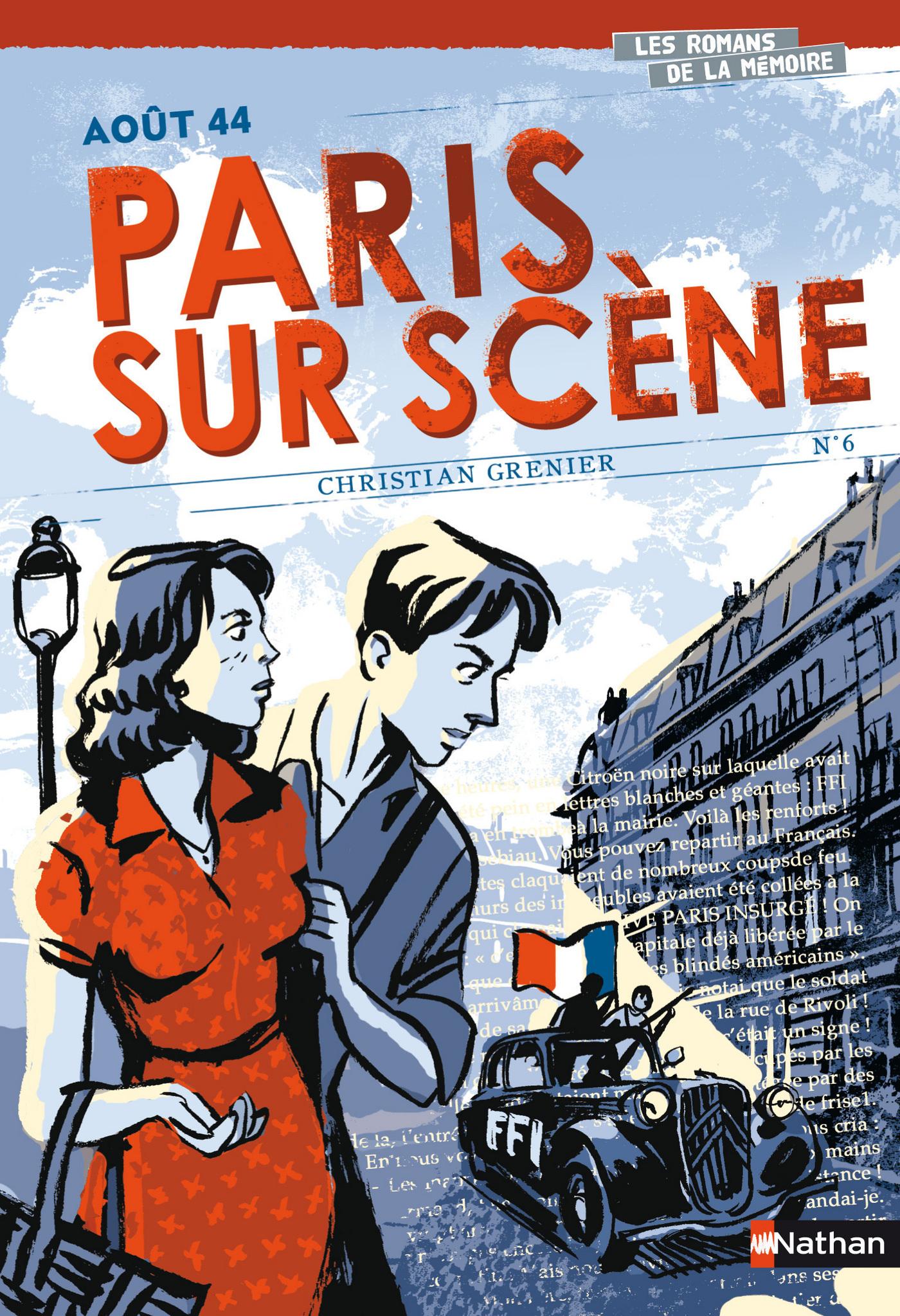 Aout 44 - Paris sur scène