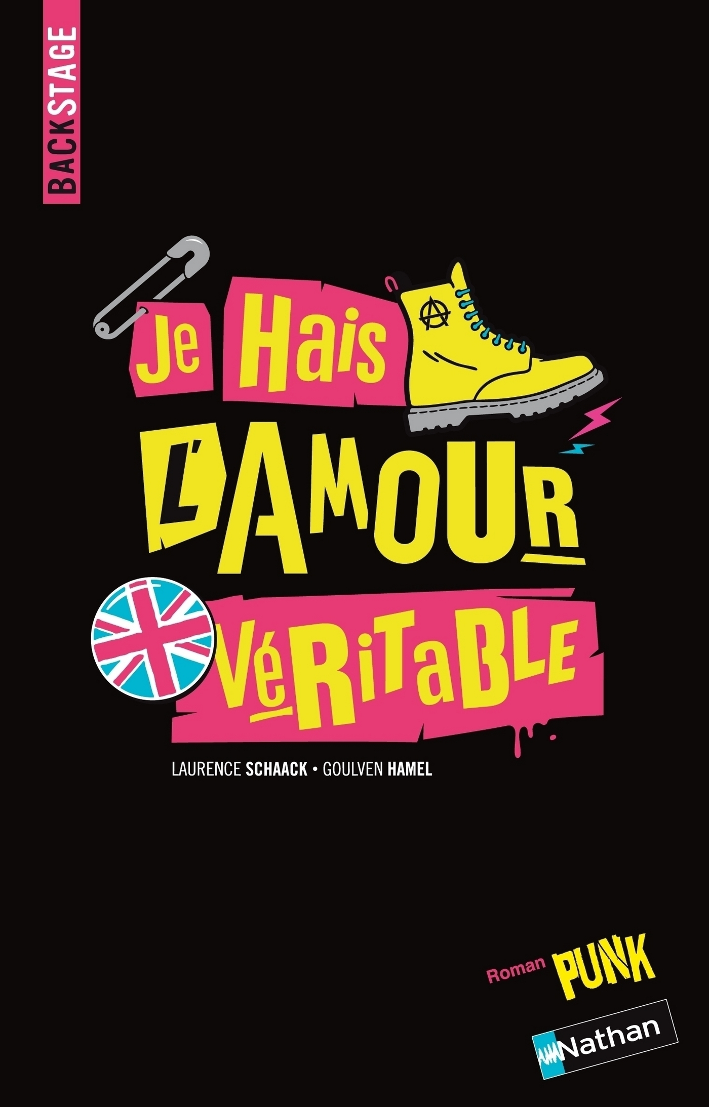Backstage - Je hais l'amour véritable