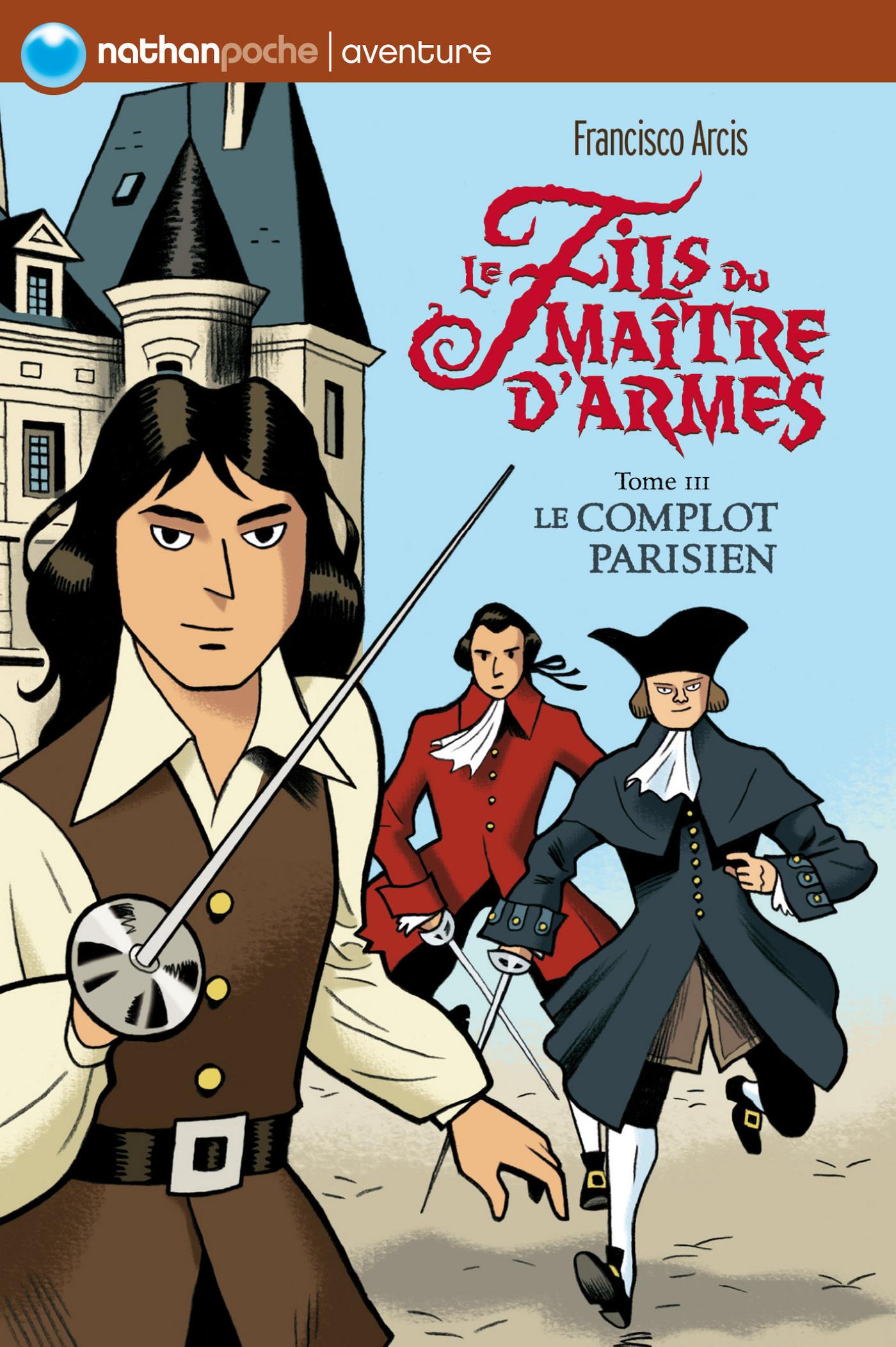 Le fils du maître d'armes - Tome 3 (ebook)