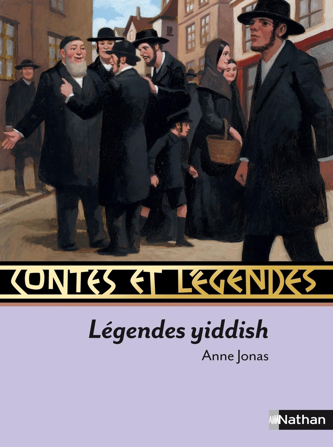 Contes et légendes yiddish
