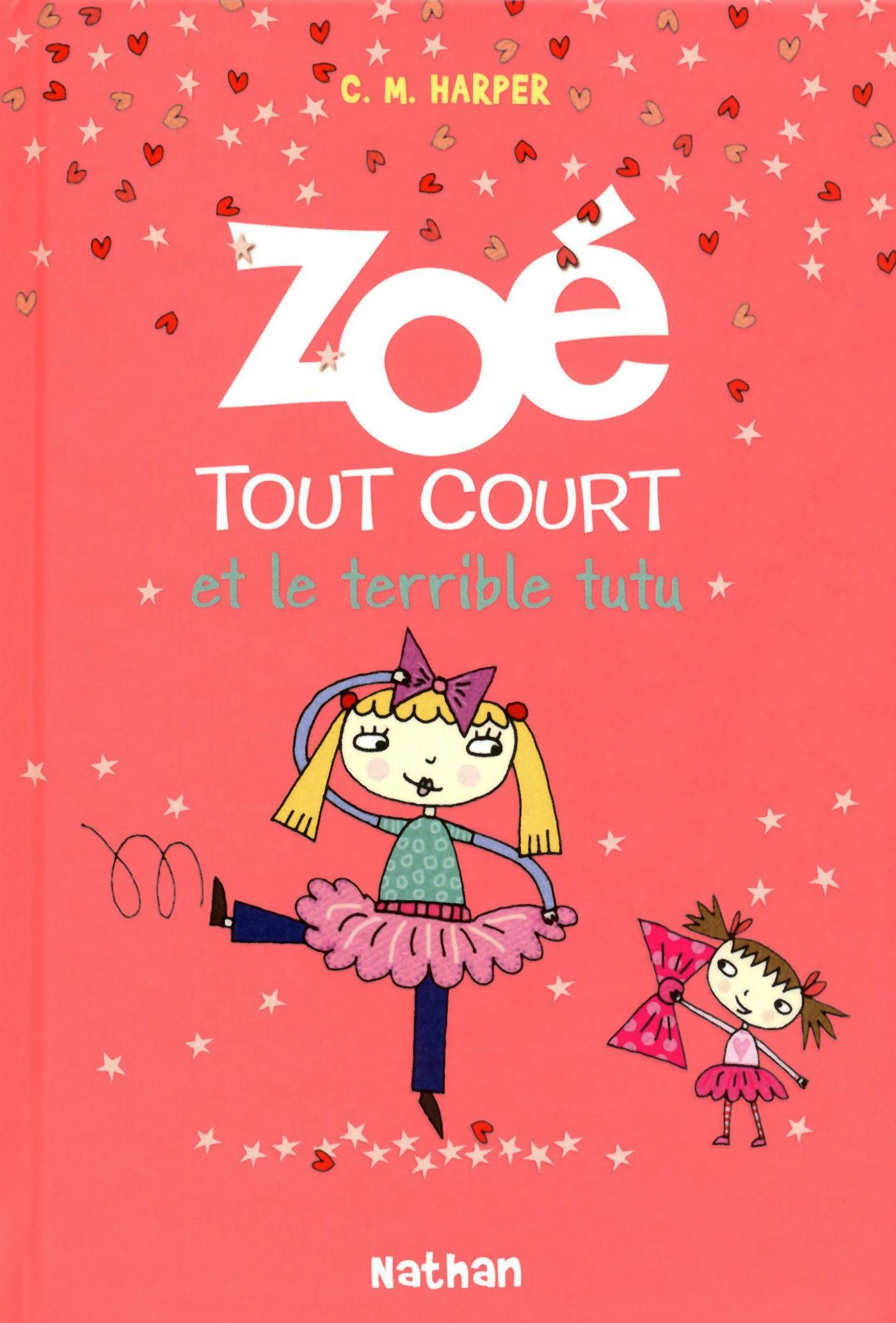 Zoé tout court et le terrible tutu (ebook)