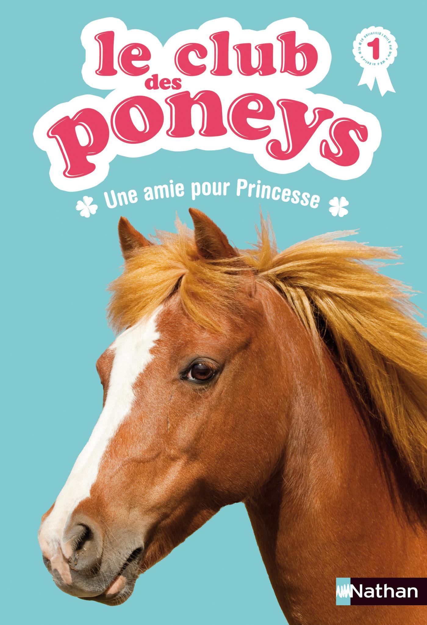 Le club des poneys - Tome 1