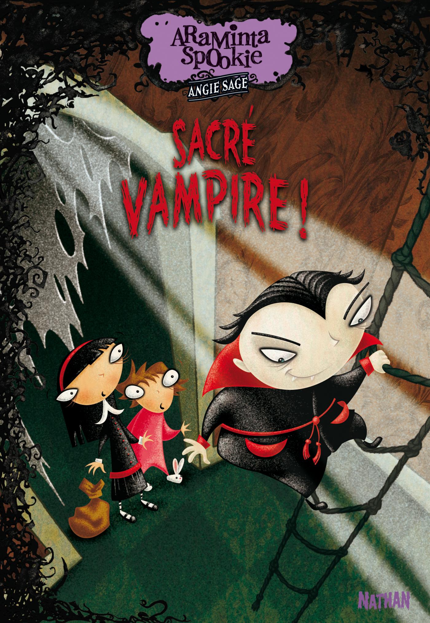 Araminta Spookie T4: Sacré vampire !
