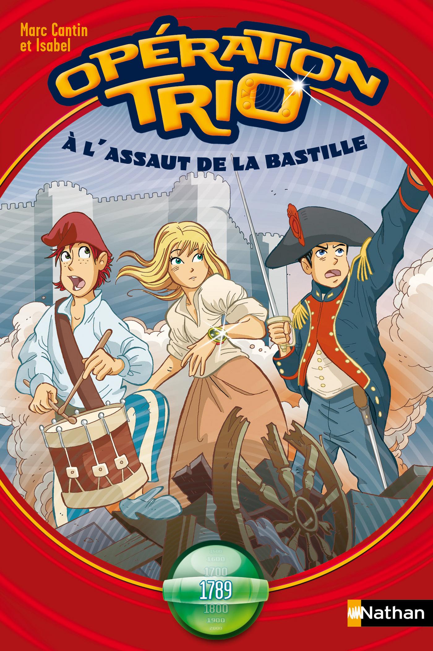 A l'assaut de la Bastille