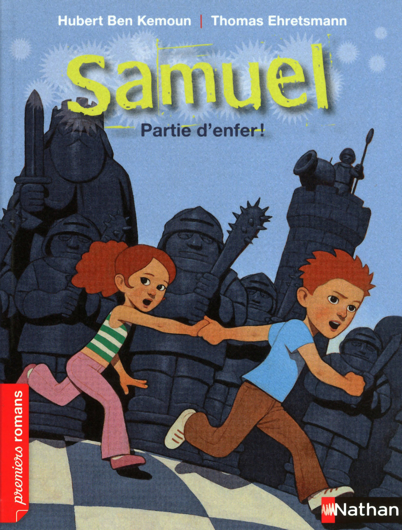 Partie d'enfer ! (ebook)