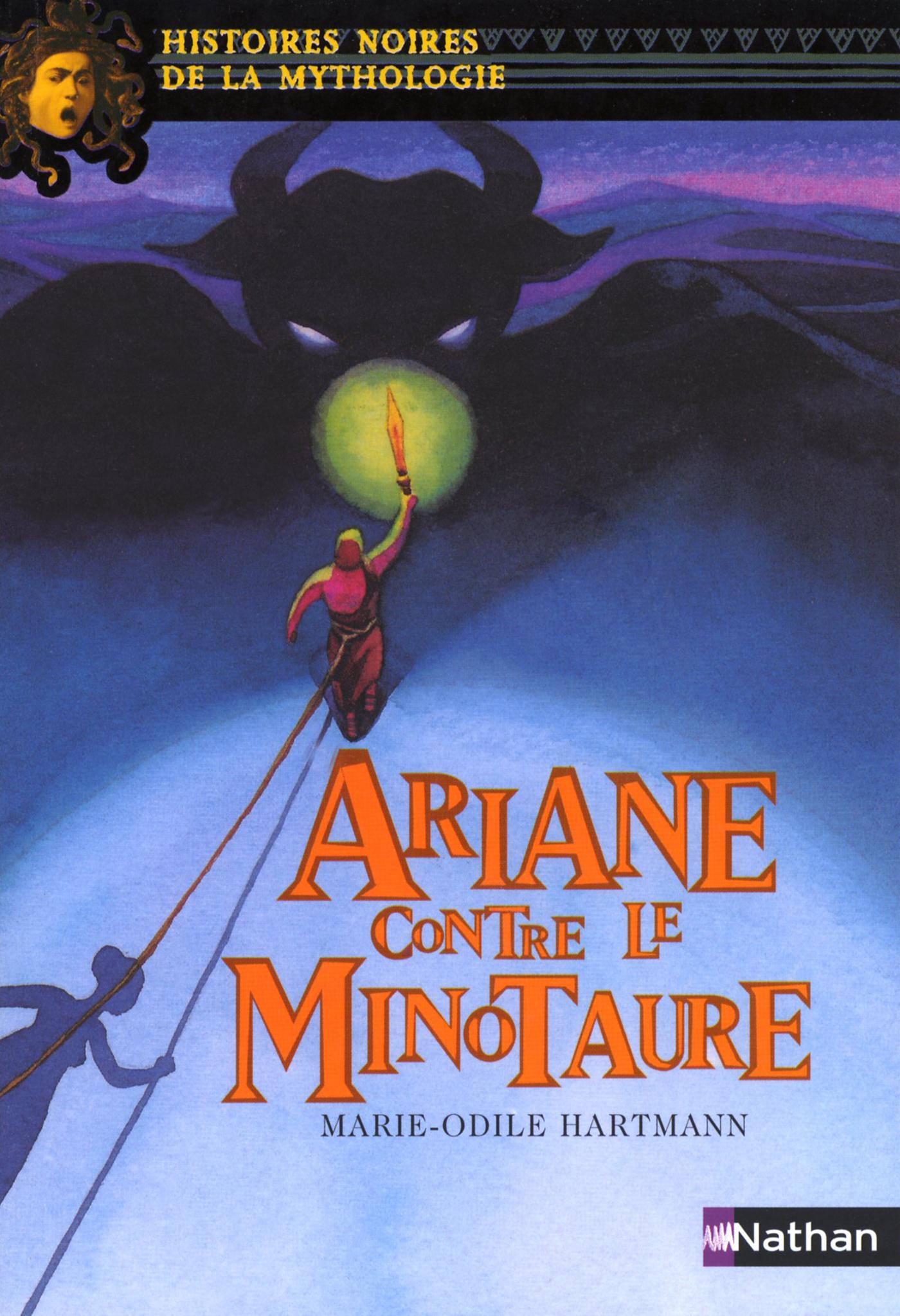 Ariane contre le minotaure (ebook)