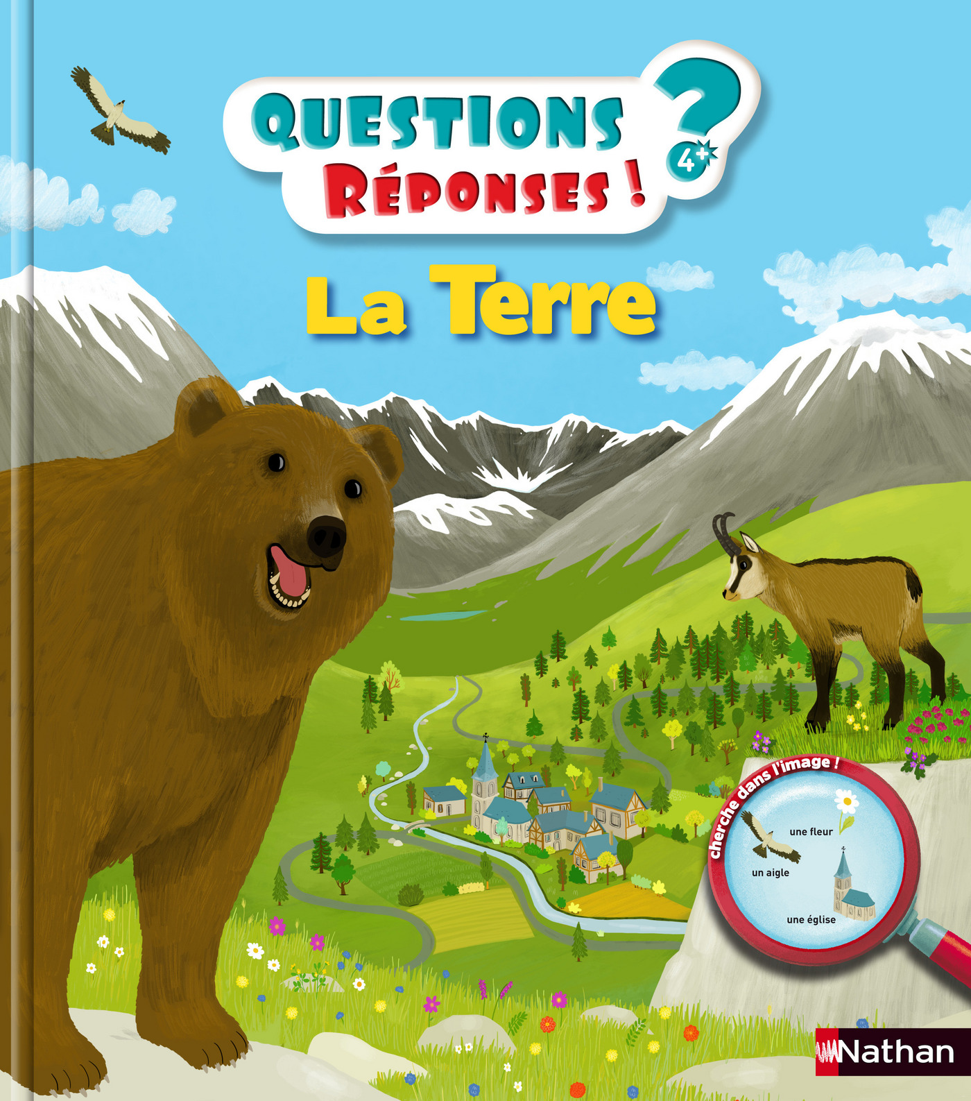 La Terre - Questions/Réponses - doc dès 5 ans