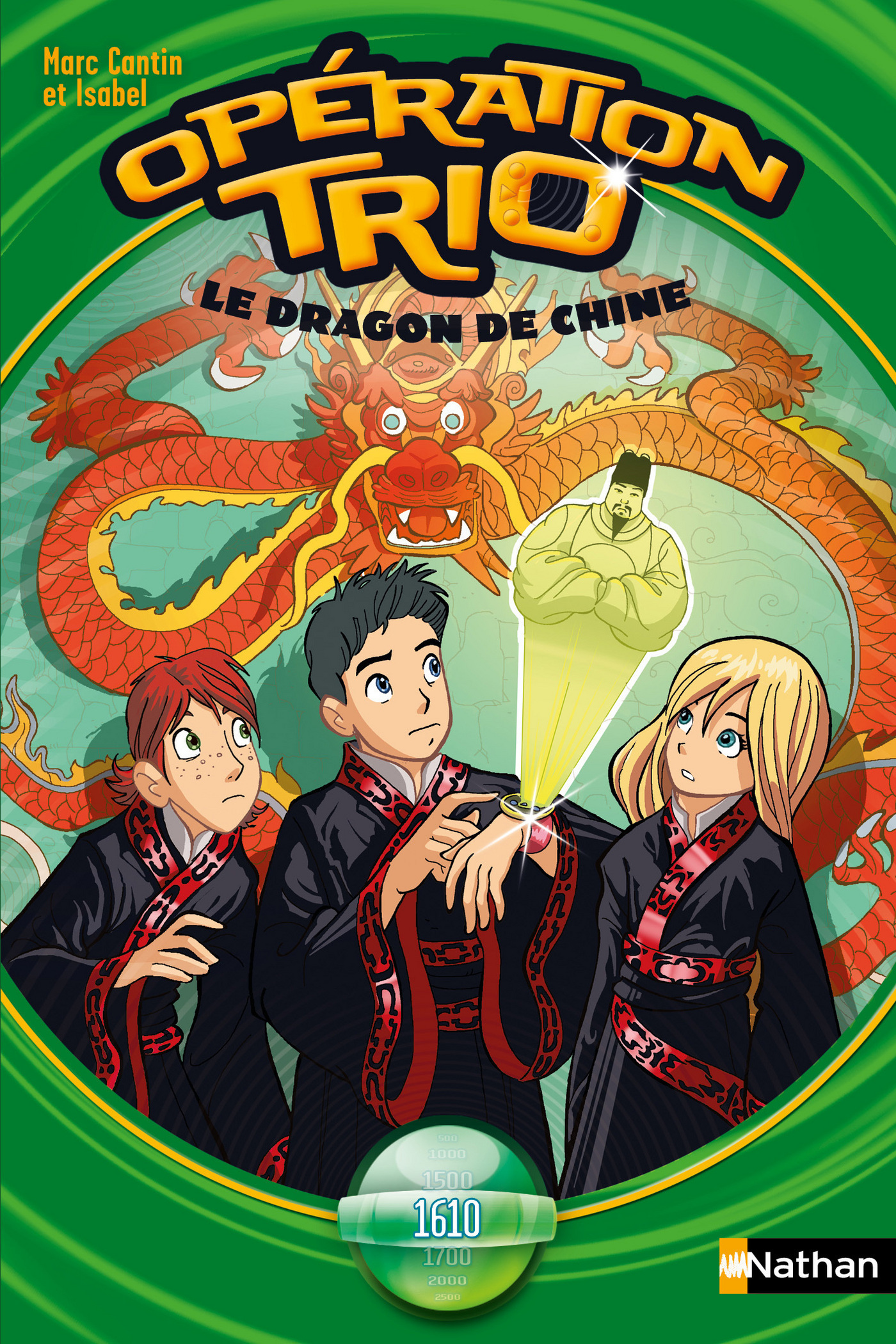 Le Dragon de Chine