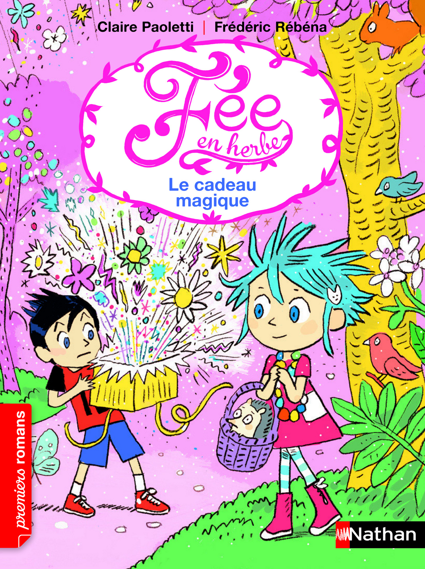 Le cadeau magique (ebook)