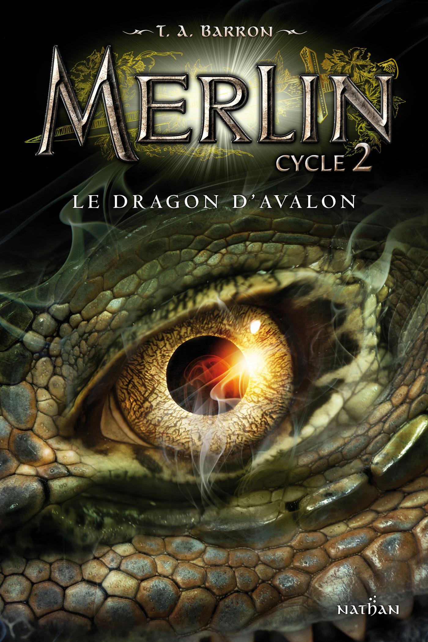 Le dragon d'Avalon (ebook)