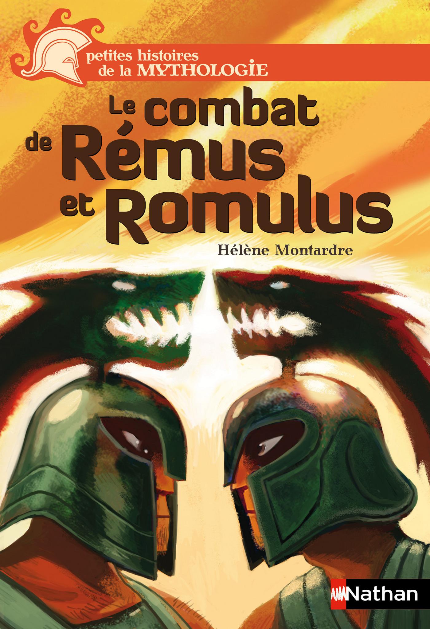 Le combat de Rémus et Romulus (ebook)