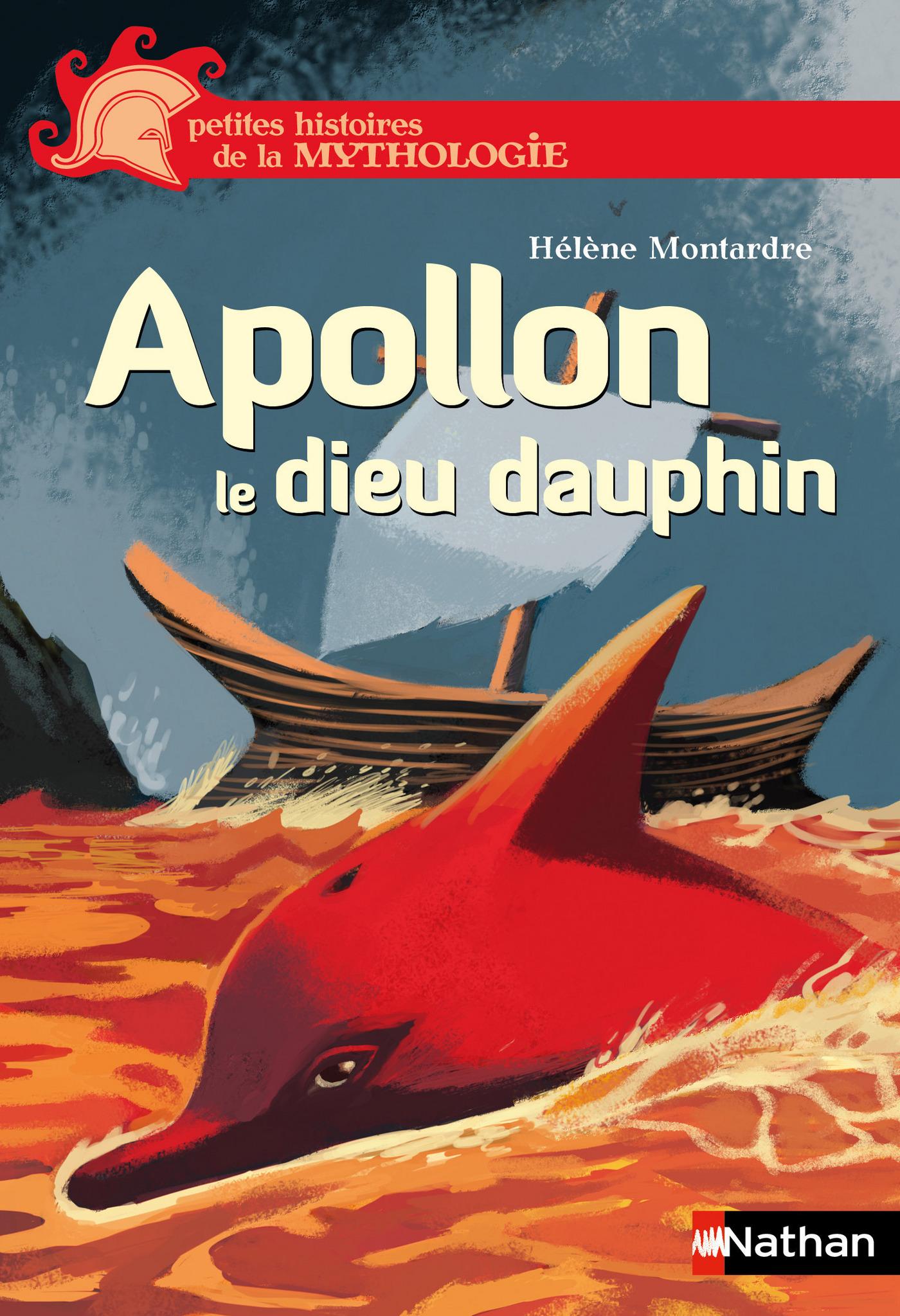 Apollon, le dieu dauphin (ebook)