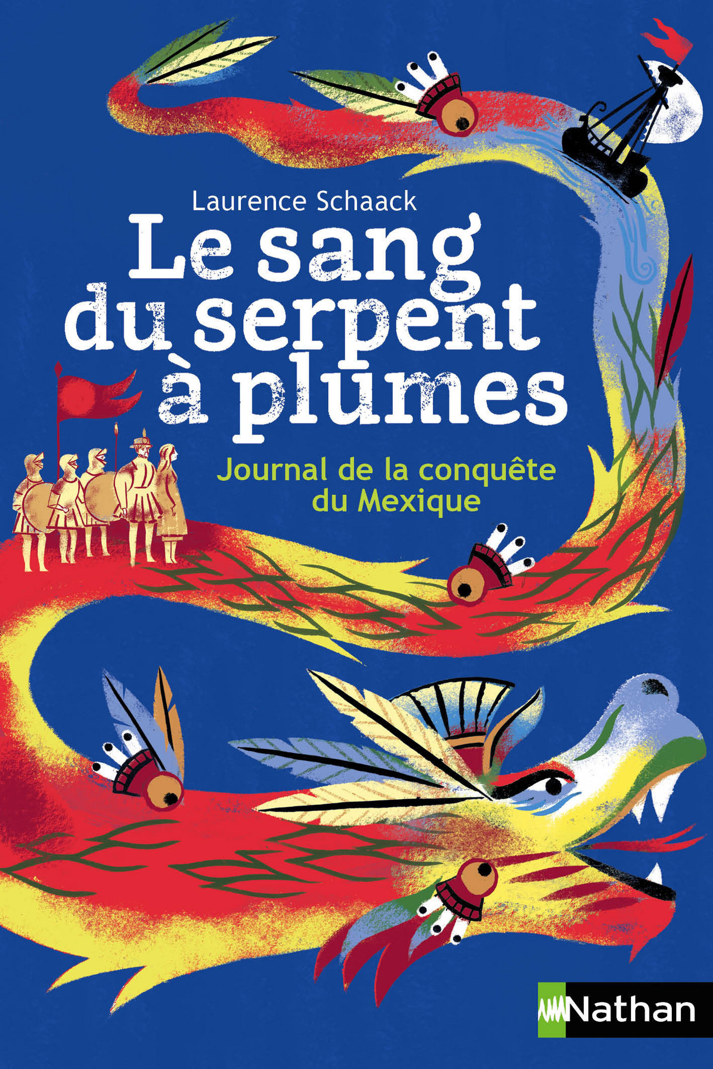 Le sang du serpent à plumes (ebook)