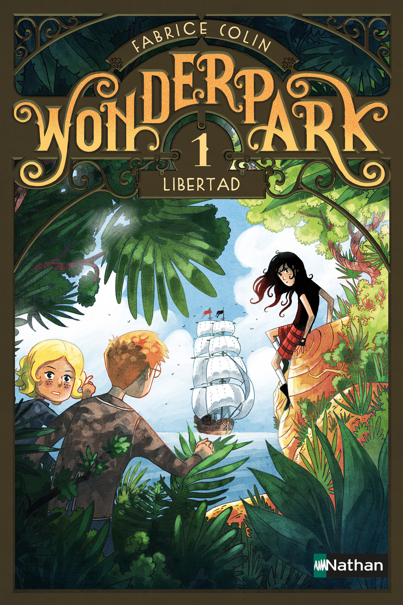 WonderPark - Libertad (ebook)