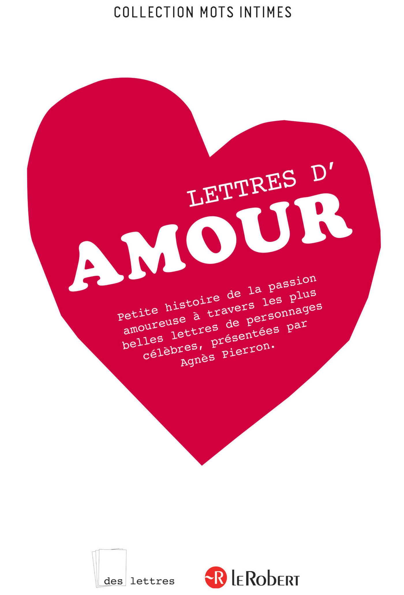 Lettres d'amour (ebook)