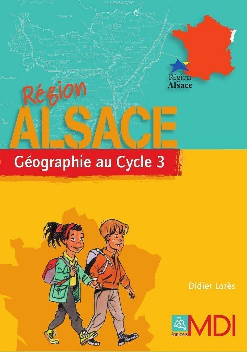 FASCICULE REGION ALSACE - Fichier téléchargeable
