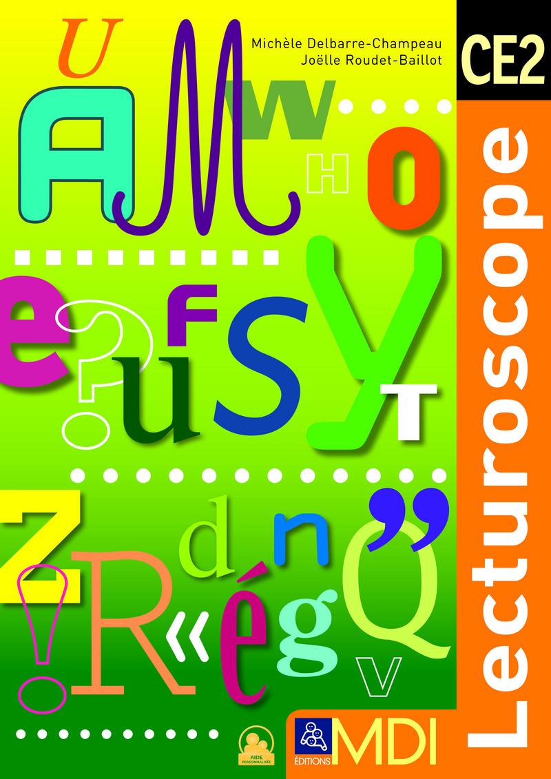 Fichiers numériques à télécharger - Lecturoscope 3 (CE2)