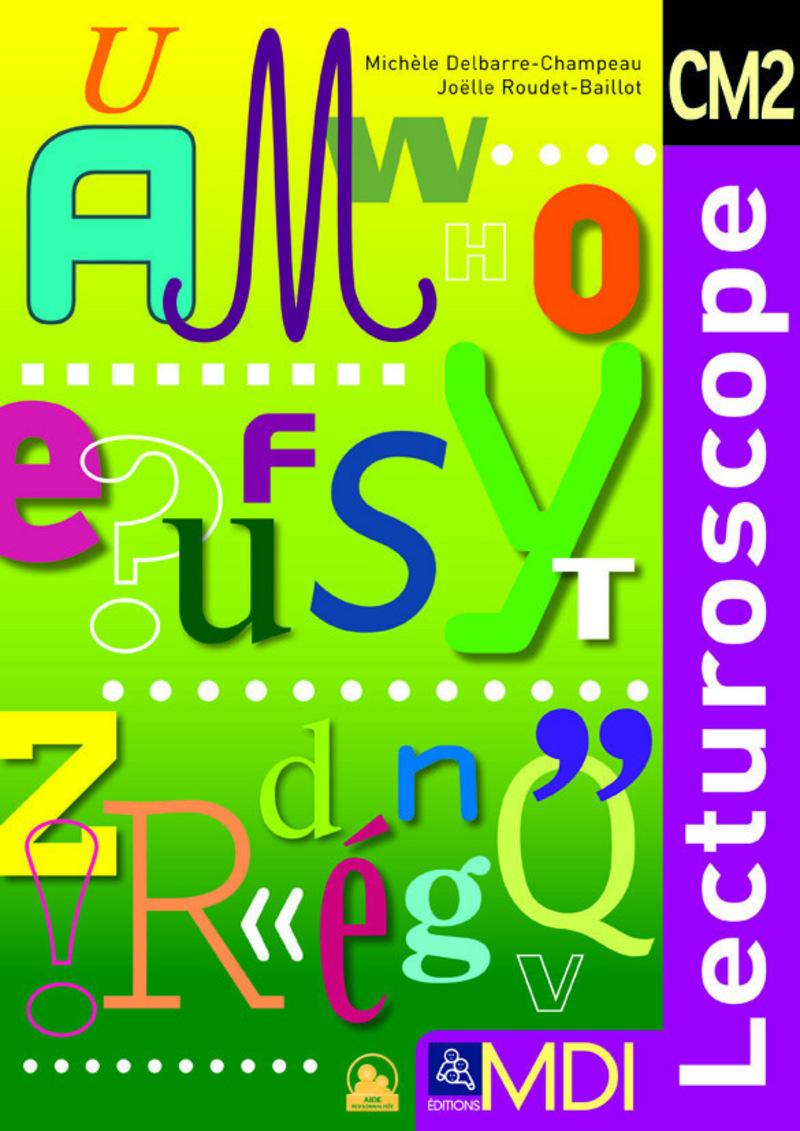 Fichiers numériques à télécharger - Lecturoscope 5 (CM2)