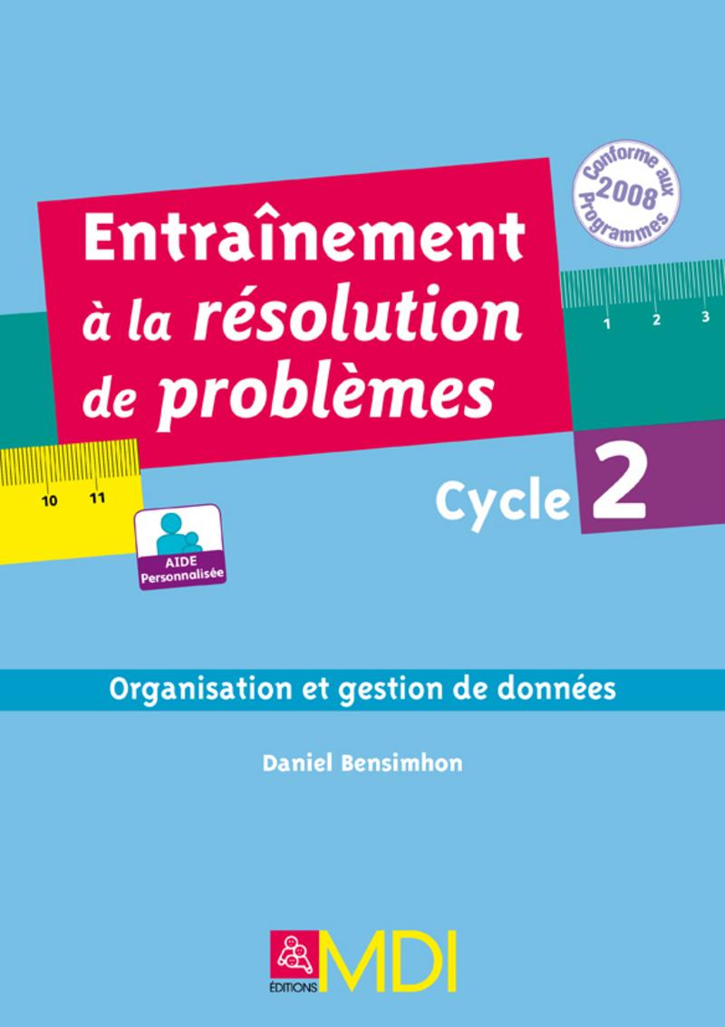 Entraînement à la résolution de problèmes-dossier complet (ebook)