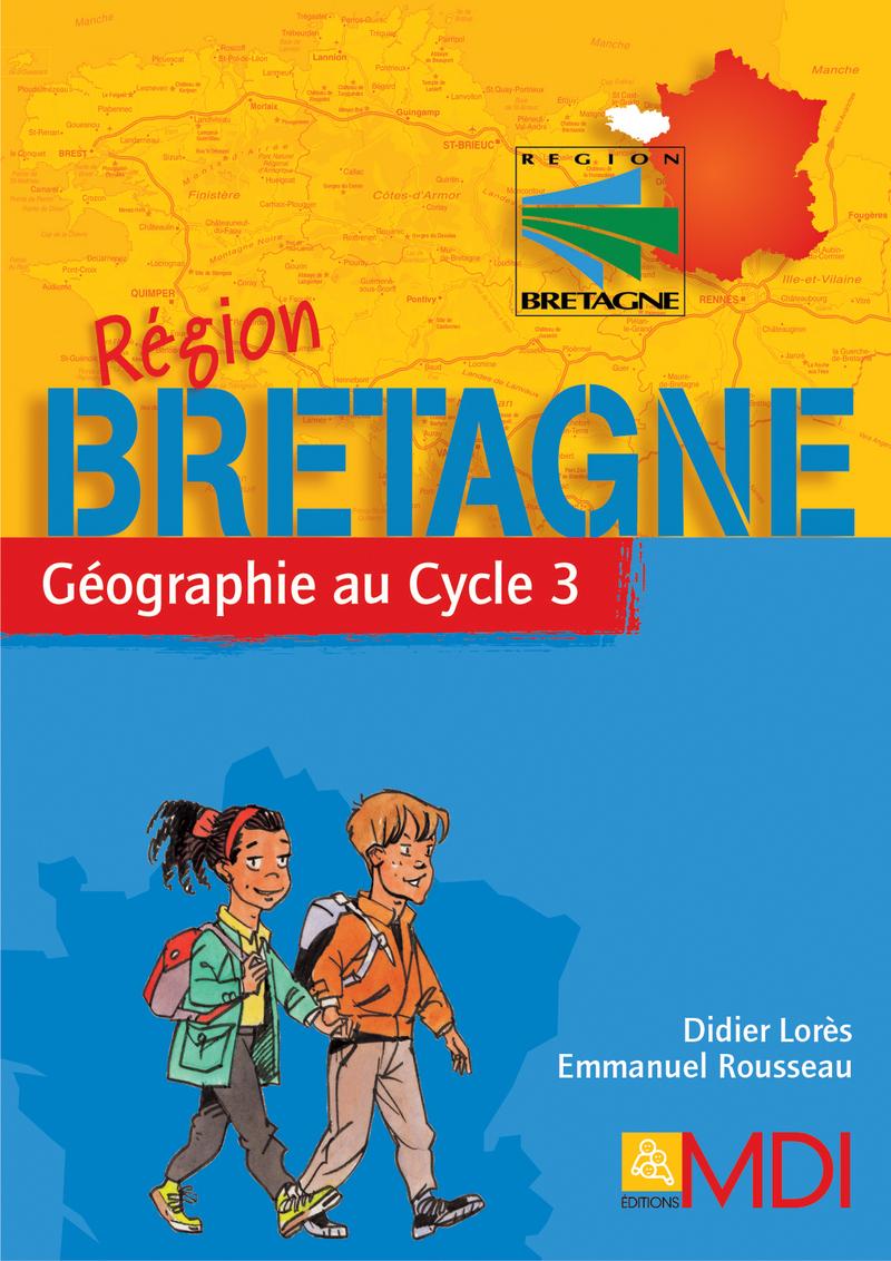 Fascicule région Bretagne - Fichier Téléchargeable
