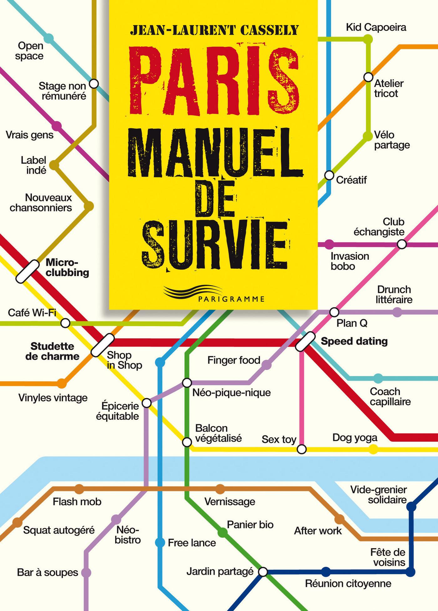Paris manuel de survie