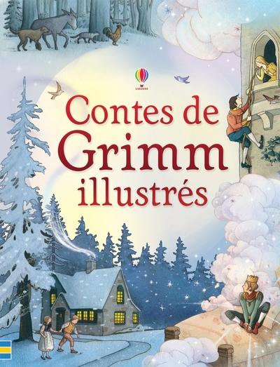 CONTES DE GRIMM ILLUSTRES