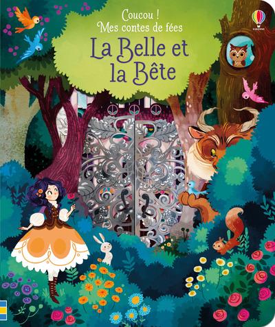 COUCOU ! MES CONTES DE FEES - LA BELLE ET LA BETE