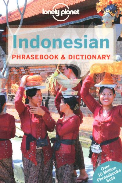 INDONESIAN PHRASEBOOK 6ED -ANGLAIS-