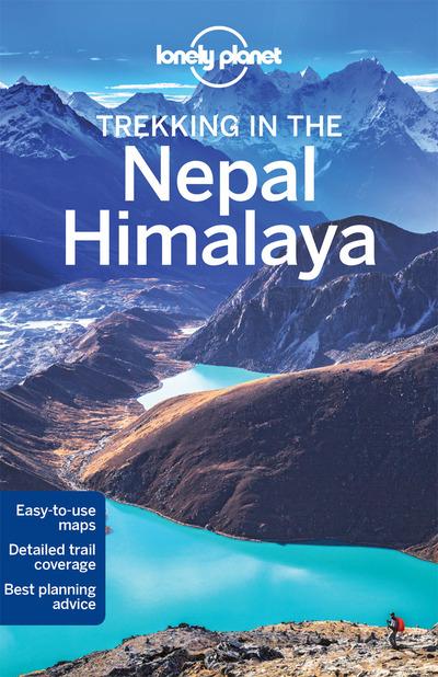 TREKKING IN THE NEPAL HIMALAIA 10ED -ANGLAIS-