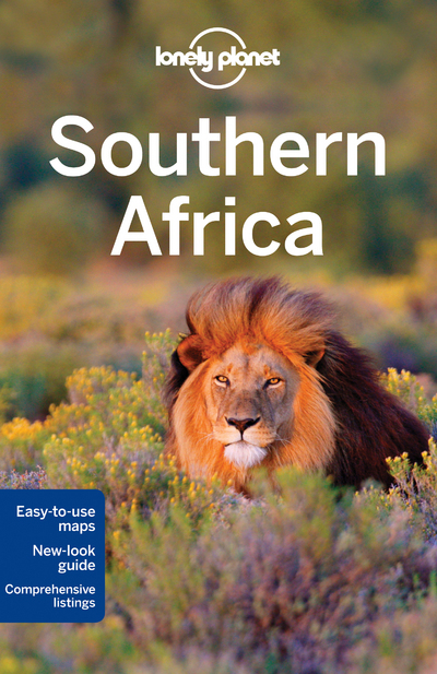 SOUTHERN AFRICA 6ED -ANGLAIS-