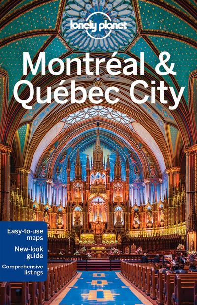 MONTREAL & QUEBEC CITY 4ED -ANGLAIS-