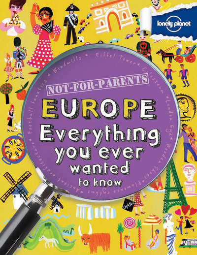NOT-FOR-PARENTS EUROPE 1ED -ANGLAIS-