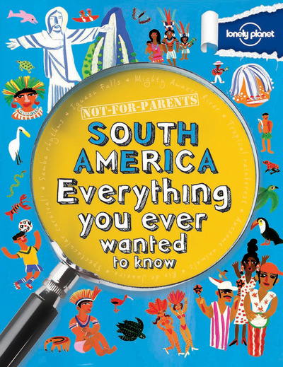 NOT-FOR-PARENTS SOUTH AMERICA 1ED -ANGLAIS-